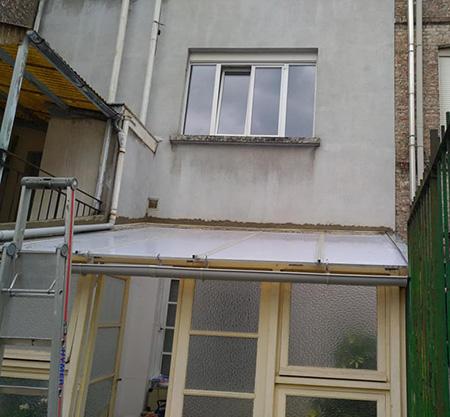 Travaux de bâtiment à Lille